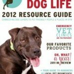 2012 DallasDogLife Resource Guide Cover