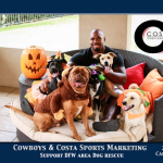 2016 Dallas Cowboys Player Calendar to Benefit DFW Rescue Me